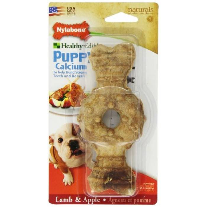 Nylabone Puppy Edibles Lamb