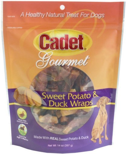 Cadet Cadet Sweet Potato & Duck Wraps
