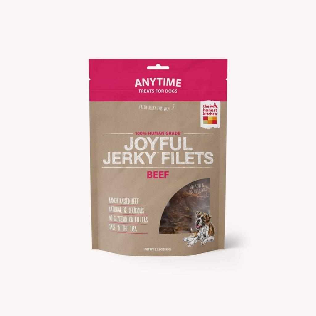 Honest Kitchen Honest Kitchen Joyful Jerky Beef