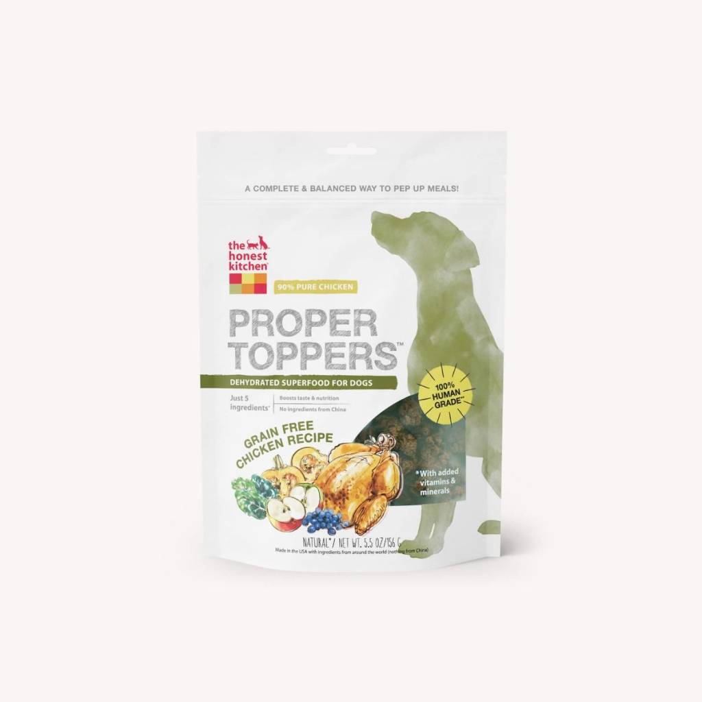 Honest Kitchen Honest Kitchen Popper Toppers Chicken