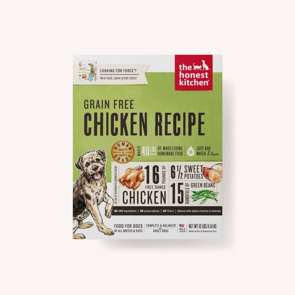 Honest Kitchen Honest Kitchen Force Grain Free Chicken Dog Food