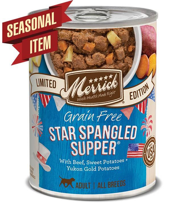 Merrick Merrick Summer Seasonals Star Spangled Supper 12.7 oz