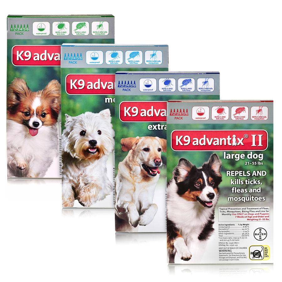 Bayer Bayer K9 Advantix II