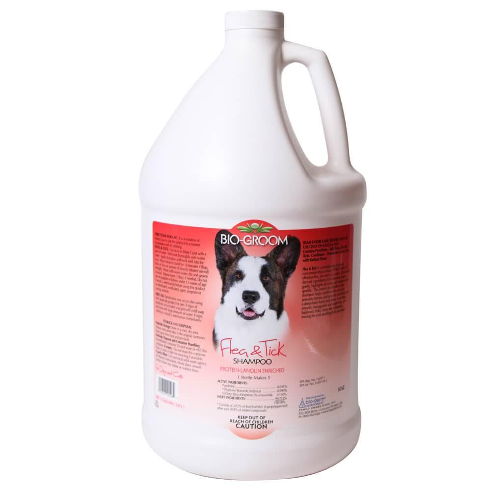 Bio-Groom Bio-Groom Flea & Tick Shampoo Gallon