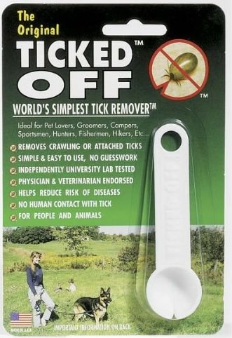 Ticked Off Ticked Off Tick Remover