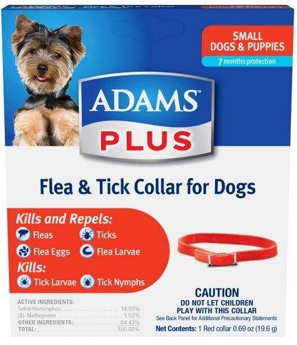 Farnam Adams Plus Flea & Tick Collar