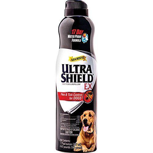 Absorbine Absorbine Ultrashield Flea And Tick Spray