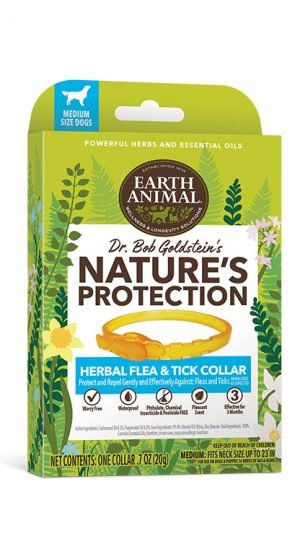 Earth Animal Earth Animal Nature's Protection Herbal Flea Collar Dog