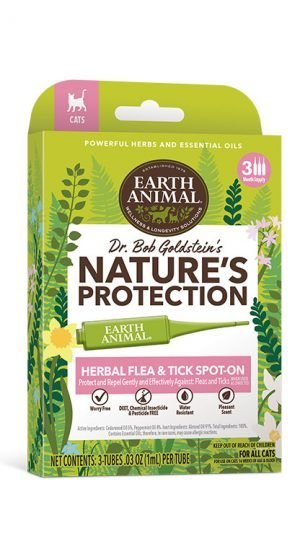 Earth Animal Earth Animal Nature's Protection Herbal Spot-on Cat