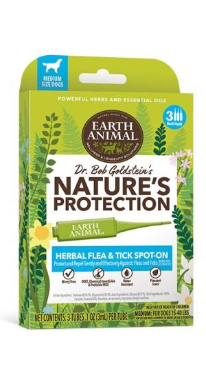 Earth Animal Earth Animal Nature's Protection Herbal Spot-on Dog