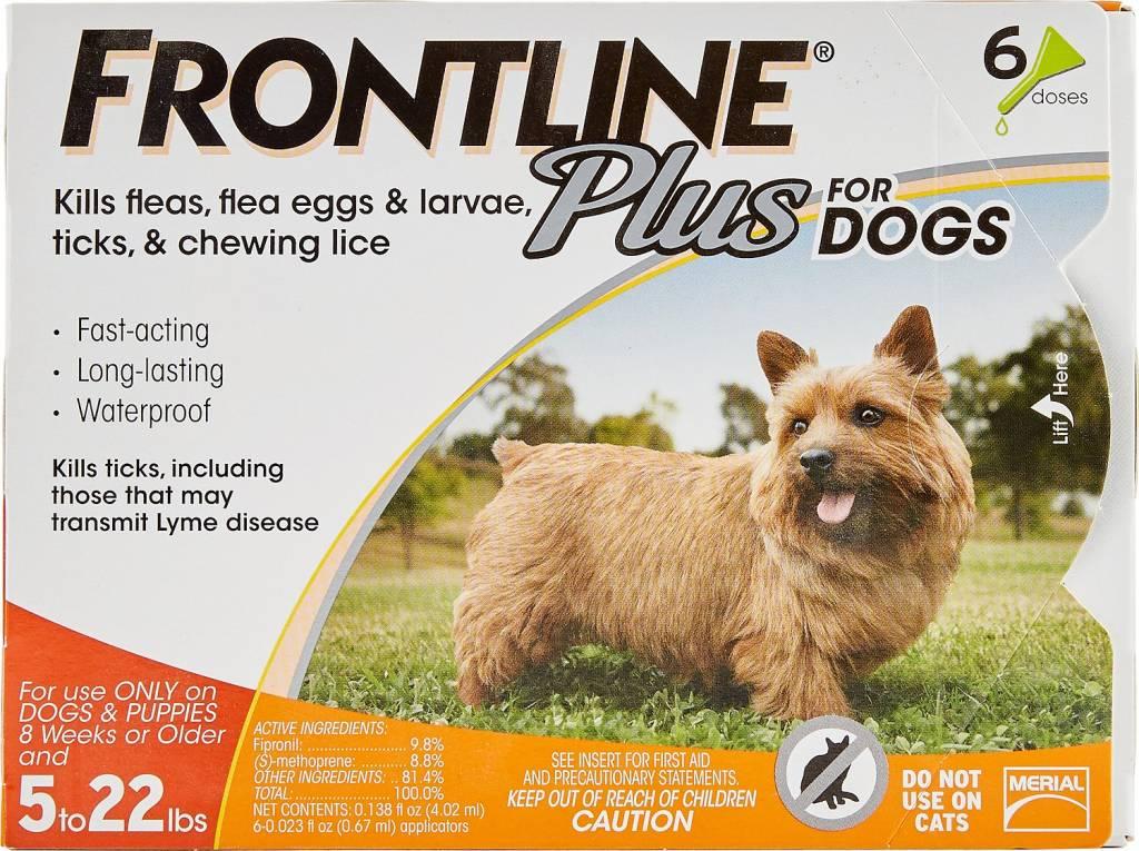 Frontline Frontline Plus 3 Pack