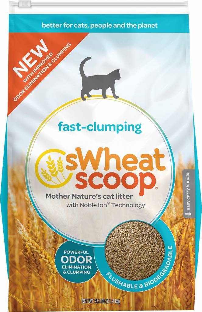 Swheat Scoop Swheat Scoop Fast Clumping Cat Litter