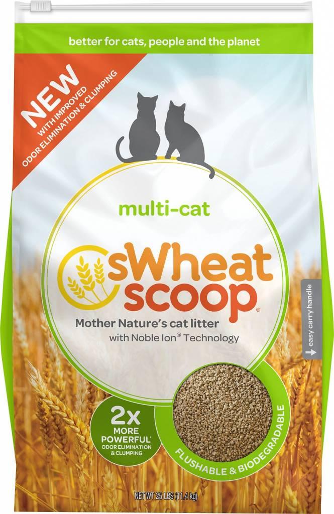 Swheat Scoop Swheat Scoop Multicat Cat Litter 36 lb.