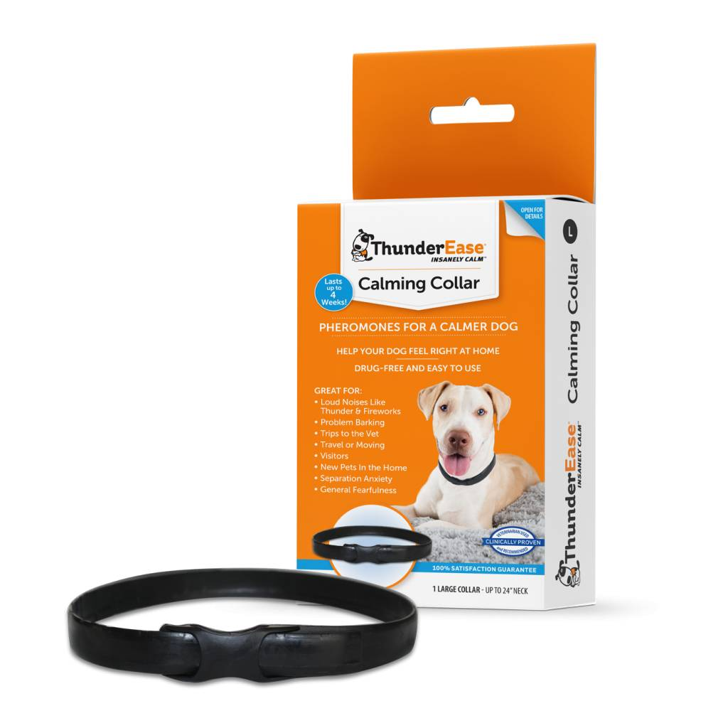 Thundershirt ThunderEase Dog Calming Collar