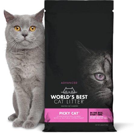 World's Best World's Best Picky Cat Litter