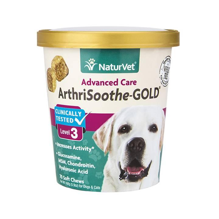 NaturVet NaturVet ArthriSoothe-GOLD Soft Chew