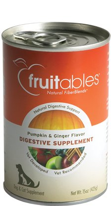 Fruitables Fruitables Digest Supplement Pumpkin/Ginger