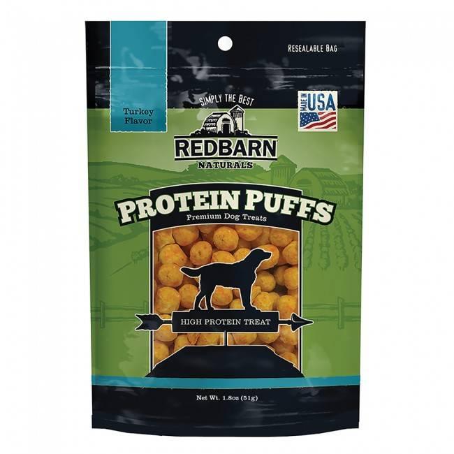 Red Barn Red Barn Protein Puffs Turkey