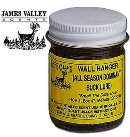 JAMES VALLEY COMPANY JAMES VALLEY WALL HANGER GEL  1 0Z