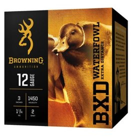 """BROWNING BROWNING BXD WATERFOWL 12 GA 3"""" 1.1/4 OZ #2 25 RDS"""