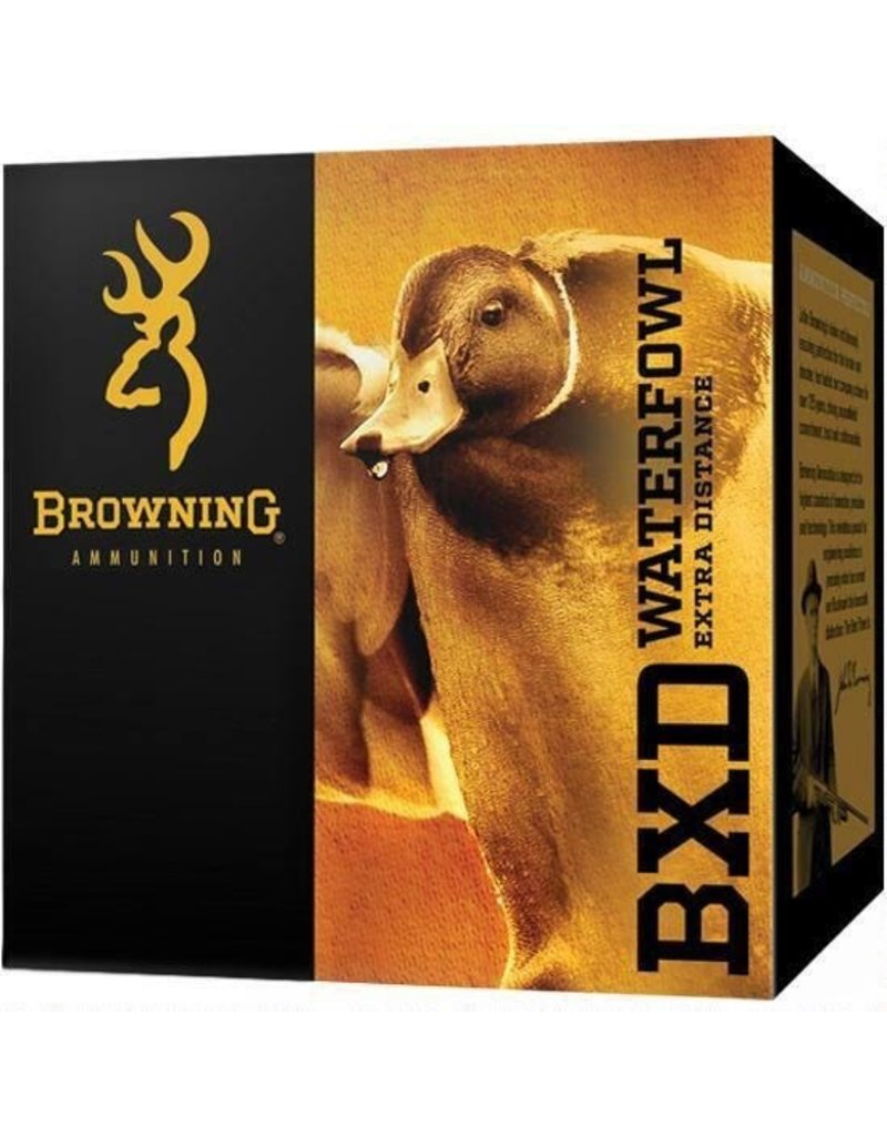 "BROWNING BROWNING BXD WATERFOWL 12 GA 3"" 1.1/4 OZ BB 25 RDS"