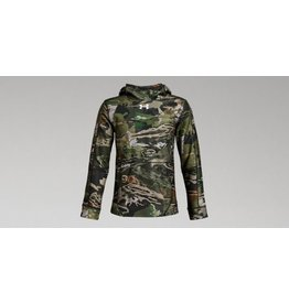UNDER ARMOUR UNDER ARMOUR BOY'S ZEPHYR FLEECE HOODY
