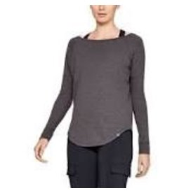 UNDER ARMOUR UNDER ARMOUR WOMEN'S WAFFLE CREW