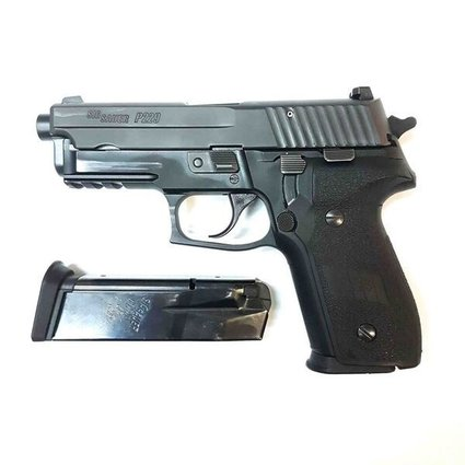 USED SIG SAUER 9229 40SW