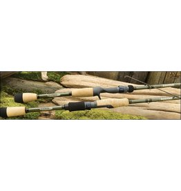 "ST. CROIX ST. CROIX EYECON SPINNING ROD 6'6"" MEDIUM/LIGHT FAST"