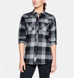 UNDER ARMOUR UNDER ARMOUR WOMEN'S TRADESMAN FLANNEL