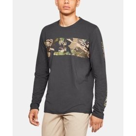 UNDER ARMOUR UNDER ARMOUR BANDED CAMO LS