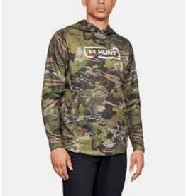 UNDER ARMOUR UNDER ARMOUR MEN'S CAM TECH TERRY HOODIE