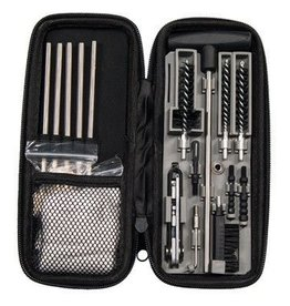 WHEELER WHEELER COMPACT RIFLE CLEANING KIT FITS .22 & .30 CAL