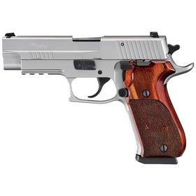 """SIG SAUER SIG SAUER P220  45 ACP 4.4"""" STAINLESS ELITE"""
