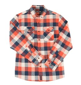 CATCHIN' DEERS CATCHIN' DEERS PRE-RUT LIGHTWEIGHT FLANNEL