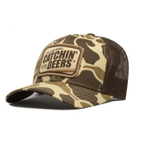 CATCHIN&#039; DEERS CATCHIN' DEERS PAW PAW<br /> HAT