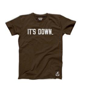 CATCHIN' DEERS CATCHIN' DEERS SS ITS DOWN.. BROWN