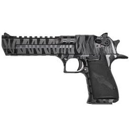 DESERT EAGLE DESERT EAGLE .50 BLACK W/ TIGER STRIPE 6""