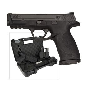 SMITH & WESSON SMITH & WESSON M & P 9MM CARRY/ RANGE KIT