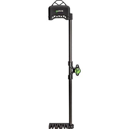 FUSE ARCHERY FUSE ARCHERY CARBON ALPHALITE XL 5 ARROW QUIVER BLACK
