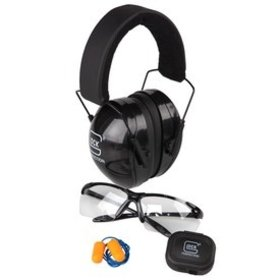 BERETTA GLOCK RANGE KIT HEARING EYE PROTECTION KIT