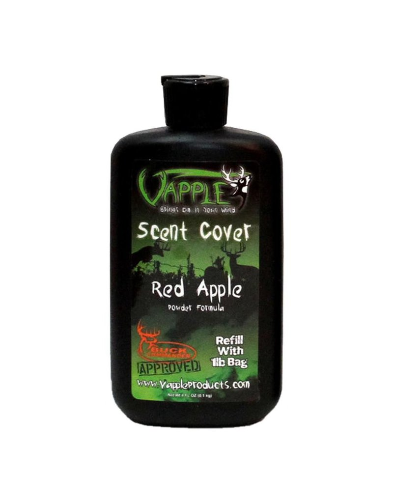 VAPPLE SCENT COVER RED APPLE WIND CHECKER 4 OZ