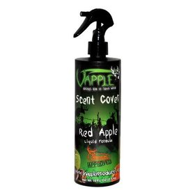 VAPPLE SCENT COVER RED APPLE SPRAY 16 FL OZ