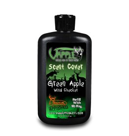 VAPPLE SCENT COVER GREEN APPLE WIND CHECKER 4 OZ