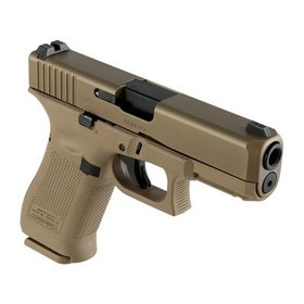 GLOCK GLOCK G19X US HGA 9MM 106MM BBL GNS 3/10 RD MAGS COYOTE BROWN