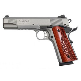 CANUCK ZIG PC STAINLESS 1911 SEMI AUTO 45 ACP