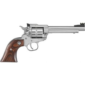 "RUGER RUGER 8100 SINGLE TEN REVOLVER 22 LR 5.5"" STAINLESS FRAME"