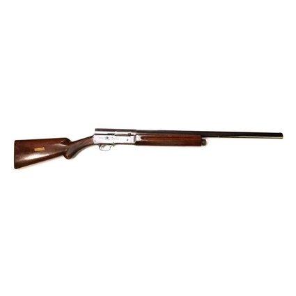 USED BROWNING A5 1958 12GA 2 BARREL W/ CASE