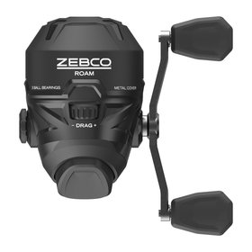 ZEBCO ZEBCO ROAM 3 SZ BLACK SPINCAST REEL