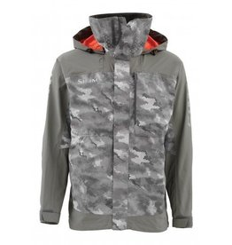 SIMMS FISHING SIMMS CHALLENGER JACKET HEX CAMO